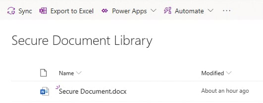 silverlimes Sharepoint documnet library